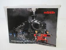 Märklin Katalog 2001/2002 WT7879