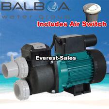 Balboa 2391 Spa Bath Hot Pump 1.25 hp - Includes Air Button - Onga 2391