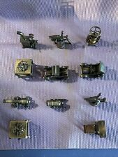Vintage Play Me Die Cast Metal Pencil Sharpeners Lot #2