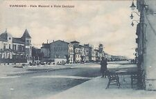 VIAREGGIO - Viale Marconi e Viale Carducci 1927