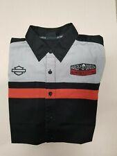 Genuine Harley Davidson motorcycle Shirt Large