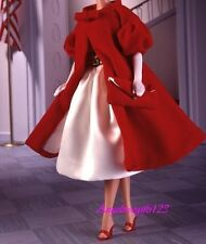 Barbie Repo silken flame fashion new fits silkstone royalty model muse
