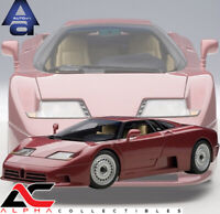 AUTOART 70977 1:18 BUGATTI EB110 GT (DARK RED) SUPERCAR DIECAST CAR