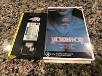 NECROMANCER RARE AUSTRALIAN UK PAL CLAMSHELL VHS! 1989 SUPERNATURAL THRILLER!