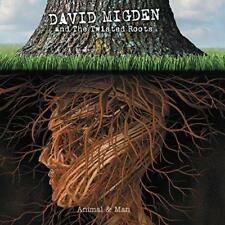 David Migden And The Twisted Roots - Animal And Man (NEW CD)