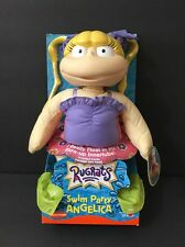 Swim Party Rugrats Angelica with Floating Inner Tube - new - rare