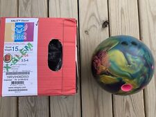 Used Roto Grip Halo Vision 15 Lb Bowling Ball