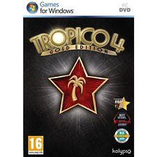 Tropico 4 - GOLD EDITION (PC) NUOVO E SIGILLATO - SPEDIZIONE RAPIDA