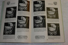 VINTAGE 1920s HEYWOOD-WAKEFIELD BABY STROLLER/CARRIAGE CATALOG! HIGH CHAIRS! +++
