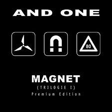 AND ONE Magnet (Premium-Box) 6CD 2014