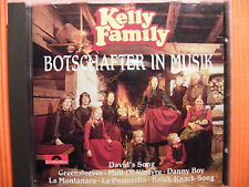 CD The Kelly Family / Botschafter in Musik