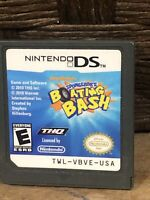Nintendo DS Game Nickelodeon Spongebobs Boating Bash  Game Only