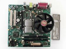 Intel D945GCCR D78647-300 Socket 775 Motherboard With Intel Pentium 2.80 GHz Cpu