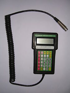 GREENLEE 855 DELUXE REMOTE COMPUTER  CONTROLLER Calculates Bend Length & Offsets