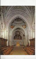 BF20848 abbaye d hautecombe savoie interieur de l egli   france front/back image