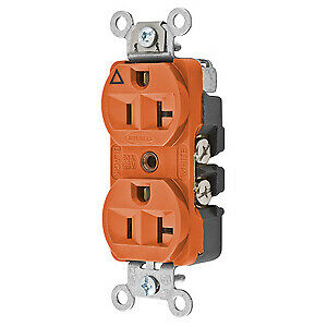 Hubbell CR5352IG Receptacle