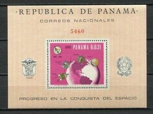 37349) Panama 1966 MNH Uit - Space S/S Scott #C352