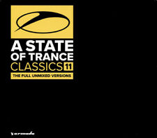 Various Artists : A State of Trance Classics - Volume 11 CD 4 discs (2016)