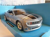 CHEVROLET CAMARO SS 1.24 PERSONALISED DIECAST MODEL CAR BOXED NEW BOYS TOYS GIFT