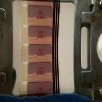 16mm film THE ZAX rare Dr Seuss cartoon animation TV show