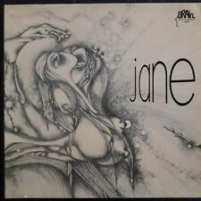 Jane - Together - German Brain Original LP 1st Pressing LP Metronome Credit Ex!!