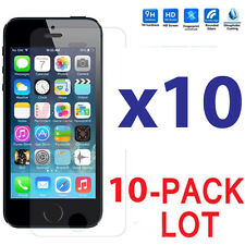 10x Wholesale Lot Tempered Glass Screen Protector f