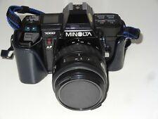 MINOLTA AF 7000 WITH 35-105 LENS & CASE