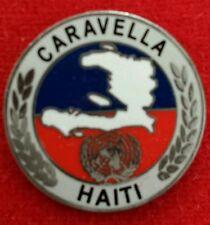 distintivo Haiti operazione Caravelle Onu Un Carabinieri Minustah