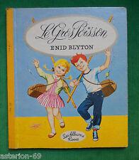 LE GROS POISSON ENID BLYTON ILLS FROMONT LES ALBUMS ROSES 1966 HACHETTE