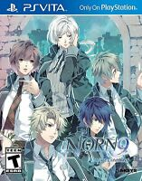 Norn9: Var Commons [Sony PlayStation Vita PSV, Sony Exclusive Visual Novel] NEW