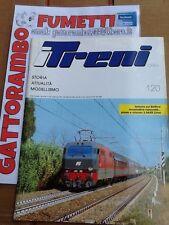 I Treni N.120 Storia Attualità Modellismo  - Edizioni ETR Ottimo