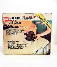 WEN Org. 1989 Orbital Car Waxer #10