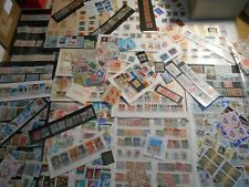 All world mixture, stockcards etc collection Ref YF1