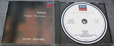 DEBUSSY Images DUTOIT MONTREAL Decca GERMANY PDO FULL SILVER NO IFPI 01 MATRIX