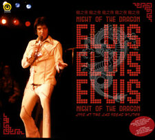 Elvis Collectors CD - Night of the Dragon (2 CD Set)