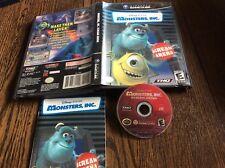 Monsters, Inc.: Scream Arena (Nintendo GameCube, 2002) Used Free US Shipping