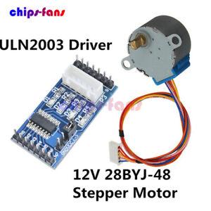 28BYJ-48 DC 12V Stepper Motor + ULN2003 Stepper Motor Driver Module for Arduino