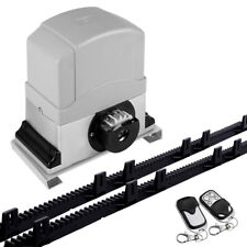 12000KG Automatic Sliding Electric Gate Opener Motor Remote 6M