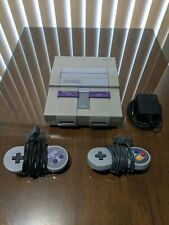 Super Nintendo Entertainment System: Super NES Classic Edition **NO AV CABLE**