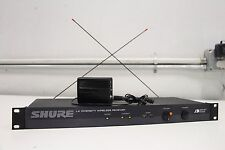 Shure Brothers L4-CM 192.600 MHz Wireless Marcad Diversity Receiver +Transmitter