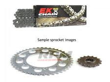 1988 - 2005 Kawasaki GPX250R EK o ring chain and JT steel sprocket kit 14/45