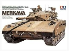 Tamiya 1/35 scale Israel Merkava MBT tank model kit