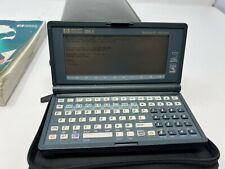 Vintage Hewlett Packard Hp 200Lx Palmtop Handheld Pc 1Mb Ram