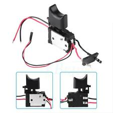 Electric Cordless Drill Speed Control Push Button Trigger Switch 16A DC 7.2-24V