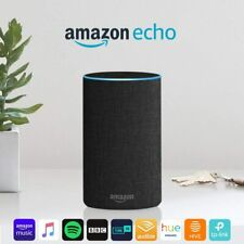 Amazon Echo 2nd Generation Alexa Smart Home Automation Charcoal,Sandstone,H/Grey