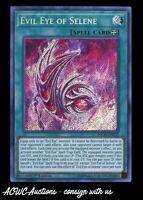 Yugioh - The Infinity Chasers - Evil Eye of Selene - INCH-EN032 (Secret Rare)
