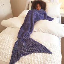Couvertures violet pour le lit Chambre