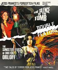 SILENCE OF THE TOMB + SINISTER EYES OF DR. ORLOFF Jess Franco BLU-RAY Collection