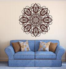 Vinyl Decal Wall Sticker Enso Circle Mandala  Meditation Studio Art (n752)