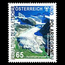 Austria 2009 - Preserving the Glaciers and Polar Regions Nature - Sc 2198 MNH